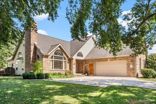 172 Holiday Drive, Lake Holiday, IL 60552 (MLS #11224134) :: Littlefield Group
