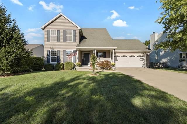 323 Windstone Drive, TOLONO, IL 61880 (MLS #11224140) :: Littlefield Group