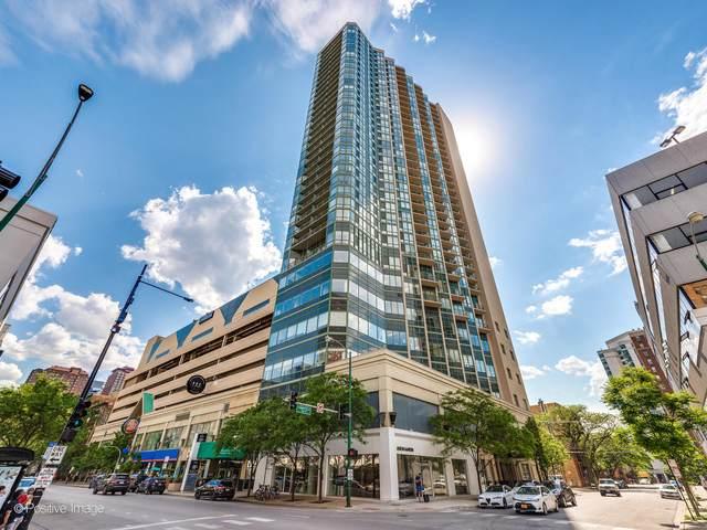 111 W Maple Street #2811, Chicago, IL 60610 (MLS #11224223) :: Touchstone Group