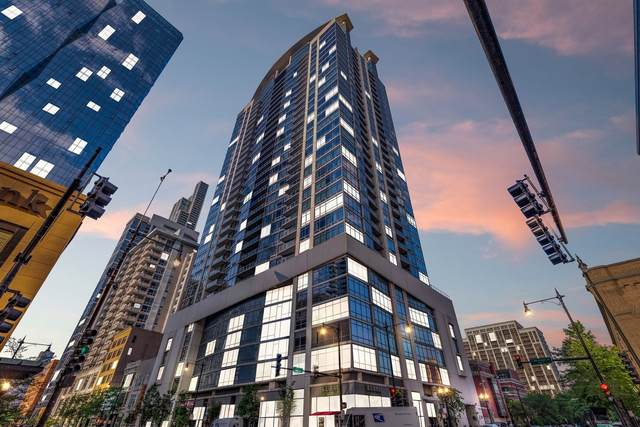 100 E 14th Street #2803, Chicago, IL 60605 (MLS #11224236) :: Touchstone Group