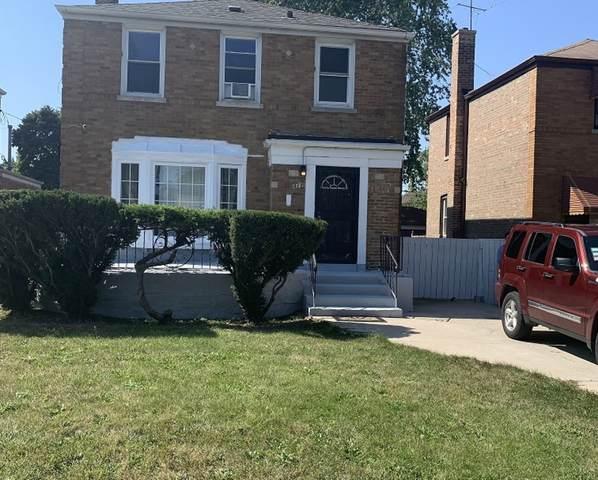 7732 S Hoyne Avenue, Chicago, IL 60620 (MLS #11224294) :: John Lyons Real Estate