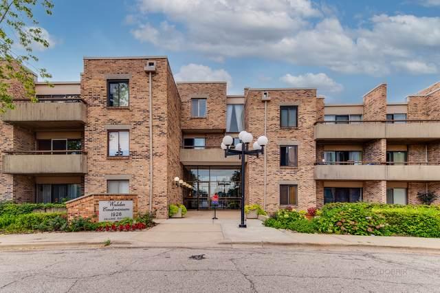1926 Prairie Square #208, Schaumburg, IL 60173 (MLS #11224402) :: Littlefield Group