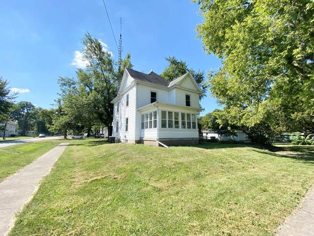 406 E Prairie Street, Odell, IL 60460 (MLS #11224411) :: The Wexler Group at Keller Williams Preferred Realty