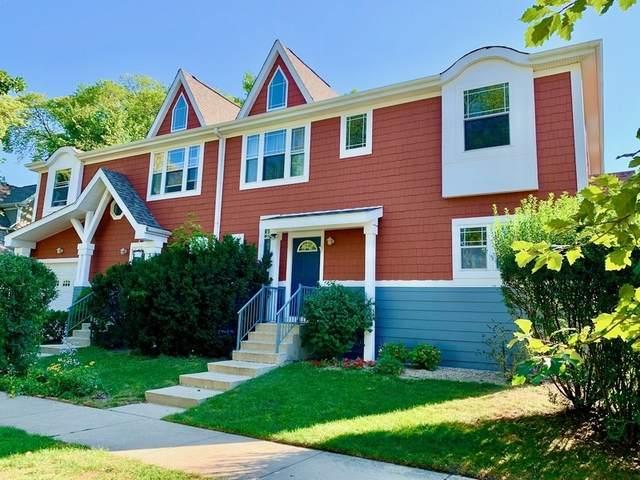 1427 Greenleaf Street, Evanston, IL 60202 (MLS #11224461) :: Lewke Partners - Keller Williams Success Realty