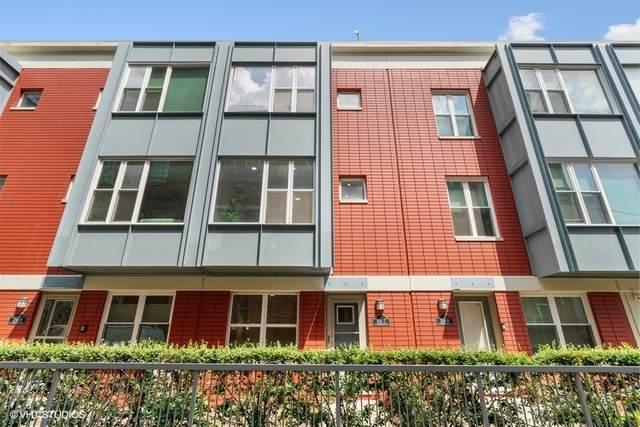24 S Aberdeen Street #7, Chicago, IL 60607 (MLS #11224512) :: Jacqui Miller Homes