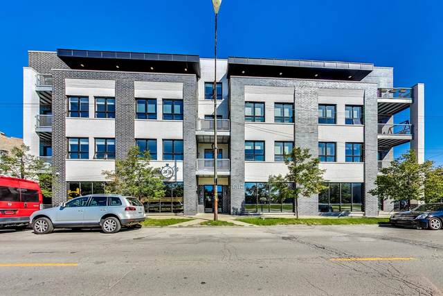 1317 N Larrabee Street #404, Chicago, IL 60610 (MLS #11224586) :: Touchstone Group