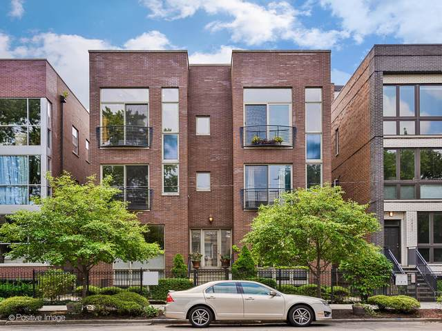 2433 W Haddon Avenue 2W, Chicago, IL 60622 (MLS #11224620) :: The Wexler Group at Keller Williams Preferred Realty