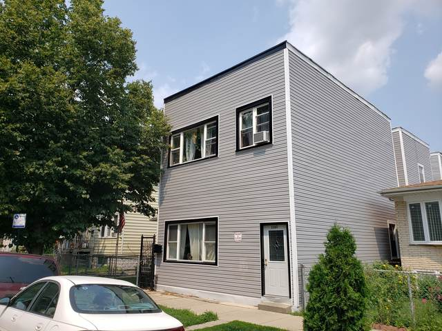 3302 W 38th Place, Chicago, IL 60632 (MLS #11224709) :: The Spaniak Team