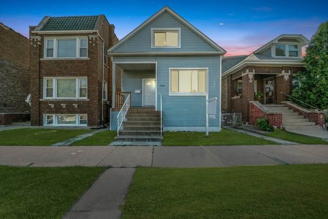 1821 56th Court, Cicero, IL 60804 (MLS #11224731) :: John Lyons Real Estate