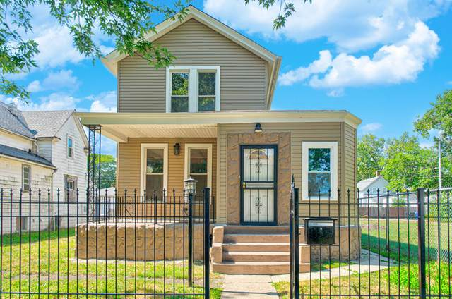 10210 S Wallace Street, Chicago, IL 60628 (MLS #11224743) :: The Spaniak Team