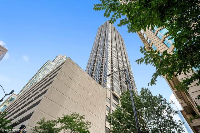 30 E Huron Street #2405, Chicago, IL 60611 (MLS #11224799) :: Angela Walker Homes Real Estate Group