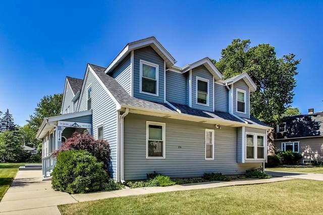274 N Clinton Avenue, Elmhurst, IL 60126 (MLS #11224832) :: Angela Walker Homes Real Estate Group