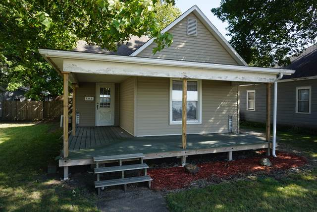 705 S Sycamore Street, VILLA GROVE, IL 61956 (MLS #11224838) :: Ryan Dallas Real Estate