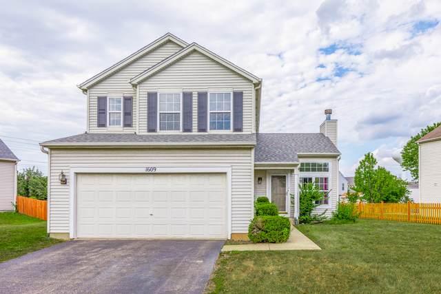 1609 Arborwood Circle, Romeoville, IL 60446 (MLS #11224888) :: Angela Walker Homes Real Estate Group