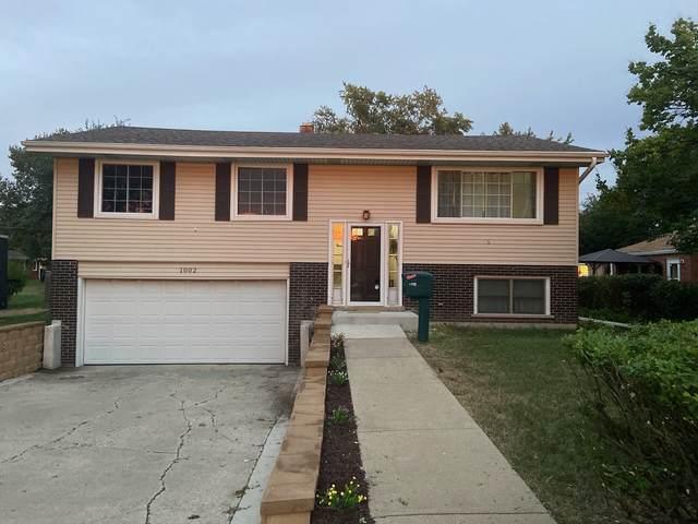 1002 N Larkin Avenue, Joliet, IL 60435 (MLS #11224900) :: John Lyons Real Estate