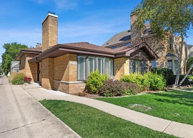 6210 N Leona Avenue, Chicago, IL 60646 (MLS #11224902) :: John Lyons Real Estate