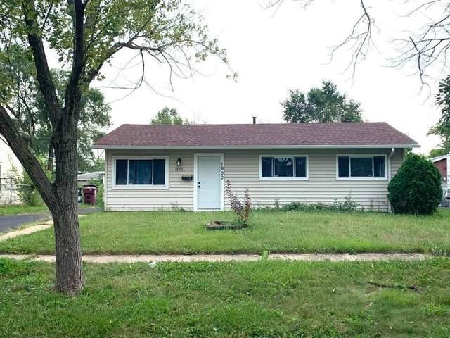 1800 224th Street, Sauk Village, IL 60411 (MLS #11225097) :: Lewke Partners - Keller Williams Success Realty