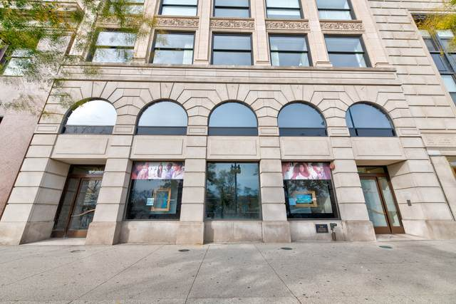 320 S Michigan Avenue, Chicago, IL 60604 (MLS #11225132) :: The Wexler Group at Keller Williams Preferred Realty