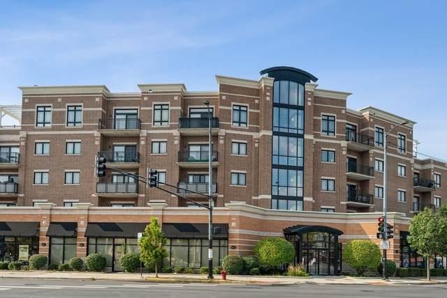 5588 N Lincoln Avenue #202, Chicago, IL 60625 (MLS #11225205) :: John Lyons Real Estate