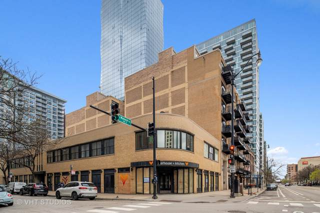 1301 S Wabash Avenue, Chicago, IL 60605 (MLS #11225219) :: Touchstone Group