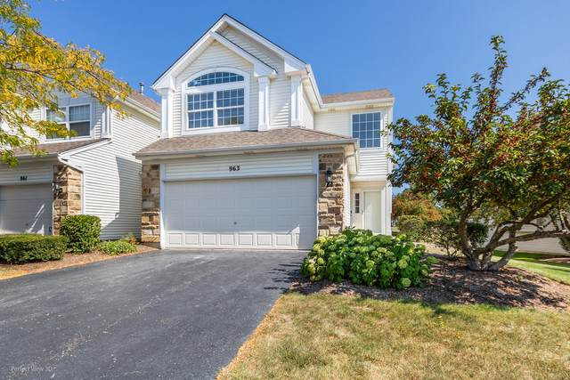 963 Viewpoint Drive, Lake In The Hills, IL 60156 (MLS #11225313) :: Littlefield Group