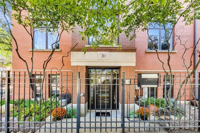 31 W 14th Street, Chicago, IL 60605 (MLS #11225317) :: Littlefield Group