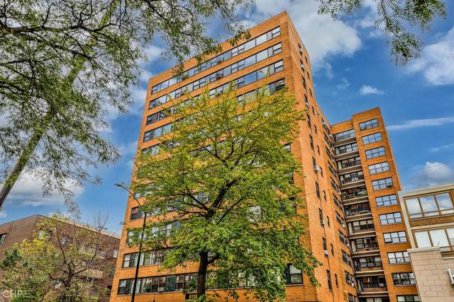 6118 N Sheridan Road #310, Chicago, IL 60660 (MLS #11225455) :: BN Homes Group