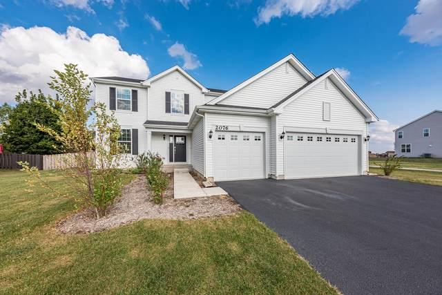 2076 Hearthstone Avenue, Yorkville, IL 60560 (MLS #11225476) :: Littlefield Group