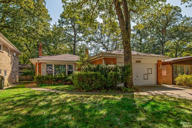 1855 Prairie Avenue, Park Ridge, IL 60068 (MLS #11225506) :: The Wexler Group at Keller Williams Preferred Realty