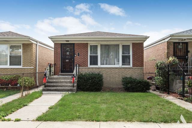 3535 W 38th Place, Chicago, IL 60632 (MLS #11225540) :: The Spaniak Team