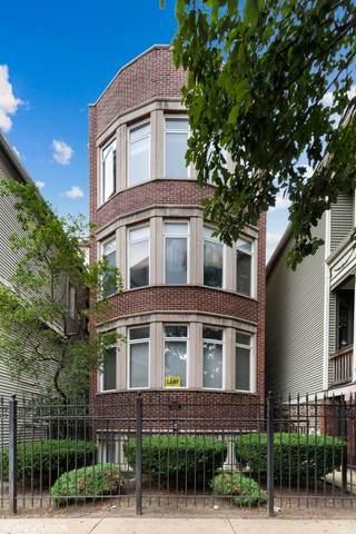 1954 W Henderson Street #3, Chicago, IL 60657 (MLS #11225563) :: John Lyons Real Estate