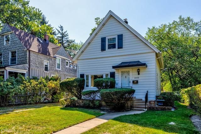 1432 Washington Street, Evanston, IL 60202 (MLS #11225584) :: Lewke Partners - Keller Williams Success Realty