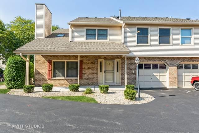 9350 Waterford Lane C16, Orland Park, IL 60462 (MLS #11225623) :: John Lyons Real Estate