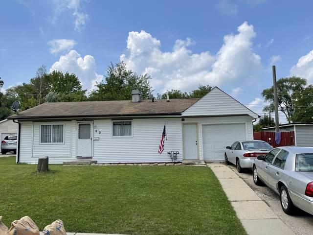 60 Ash Street, Carpentersville, IL 60110 (MLS #11225654) :: RE/MAX IMPACT