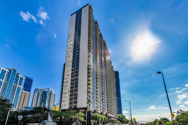 400 E Randolph Street #830, Chicago, IL 60601 (MLS #11225699) :: The Wexler Group at Keller Williams Preferred Realty