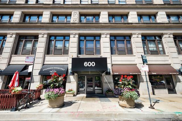 600 S Dearborn Street #603, Chicago, IL 60605 (MLS #11225708) :: The Wexler Group at Keller Williams Preferred Realty