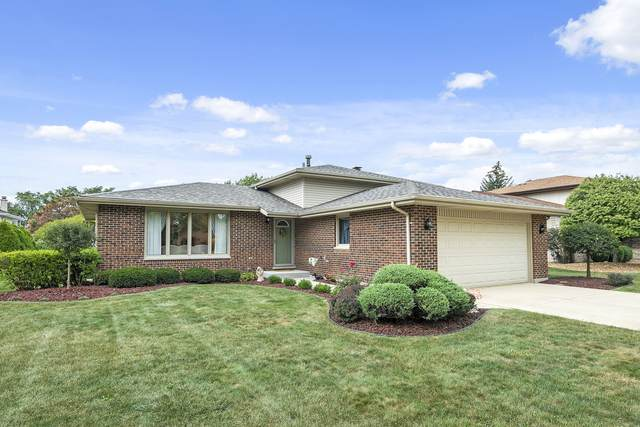 16418 Ironwood Drive, Tinley Park, IL 60477 (MLS #11225758) :: The Wexler Group at Keller Williams Preferred Realty