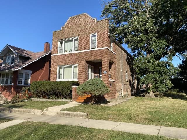 1651 Buena Vista Avenue, Chicago Heights, IL 60411 (MLS #11225813) :: The Spaniak Team