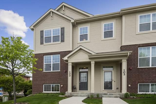 100 Lexington Lane, Rolling Meadows, IL 60008 (MLS #11225854) :: John Lyons Real Estate