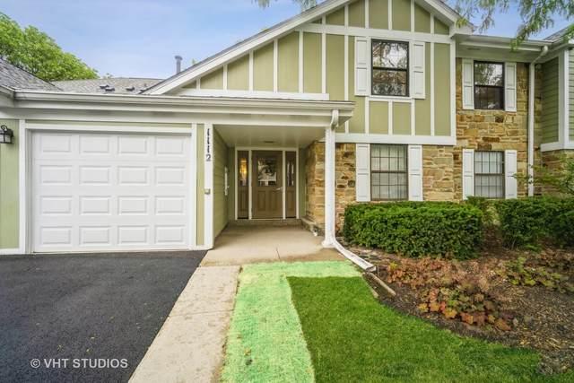 1112 Scanlon Drive A1, Wheeling, IL 60090 (MLS #11225879) :: John Lyons Real Estate