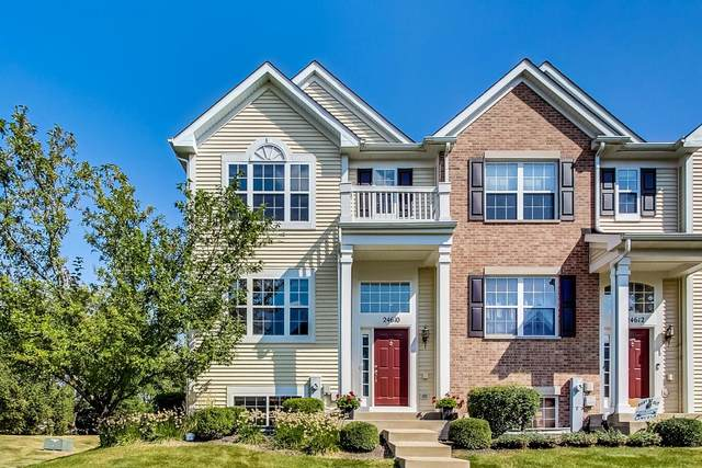 24610 George Washington Drive, Plainfield, IL 60544 (MLS #11225890) :: The Wexler Group at Keller Williams Preferred Realty