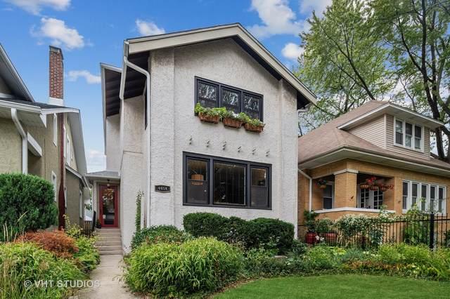 4454 N Central Park Avenue, Chicago, IL 60625 (MLS #11225920) :: Lewke Partners - Keller Williams Success Realty