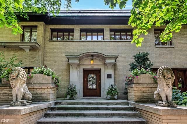 839 W Hutchinson Street, Chicago, IL 60613 (MLS #11225942) :: John Lyons Real Estate