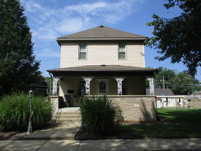 211 N Blaine Avenue, Bradley, IL 60915 (MLS #11225968) :: John Lyons Real Estate