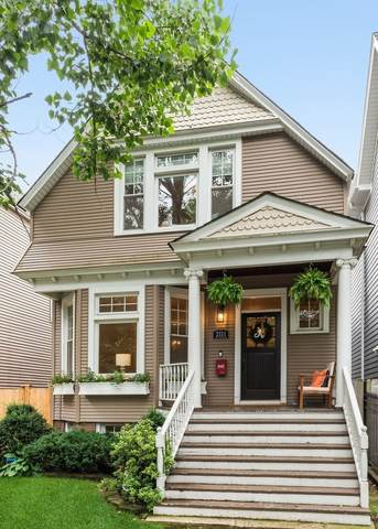 2111 W Waveland Avenue, Chicago, IL 60618 (MLS #11225970) :: John Lyons Real Estate