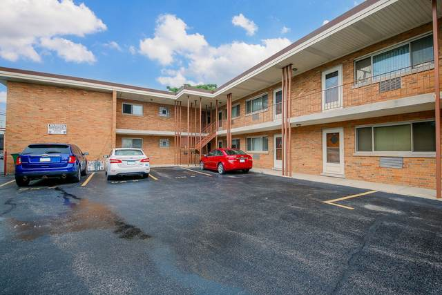 16 N Garfield Street 2-J, Lombard, IL 60148 (MLS #11226022) :: Carolyn and Hillary Homes