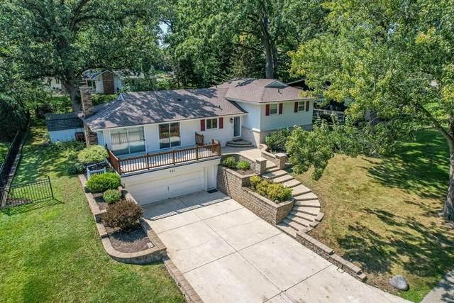 841 Edgewater Drive, Naperville, IL 60540 (MLS #11226074) :: John Lyons Real Estate