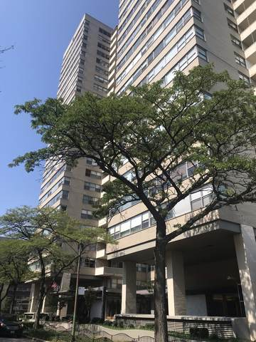 6301 N Sheridan Road 7M, Chicago, IL 60660 (MLS #11226080) :: The Wexler Group at Keller Williams Preferred Realty
