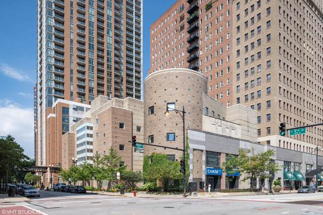 40 E 9th Street #1203, Chicago, IL 60605 (MLS #11226133) :: The Wexler Group at Keller Williams Preferred Realty