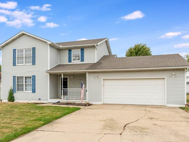 210 S Dewey Street, Somonauk, IL 60552 (MLS #11226153) :: John Lyons Real Estate